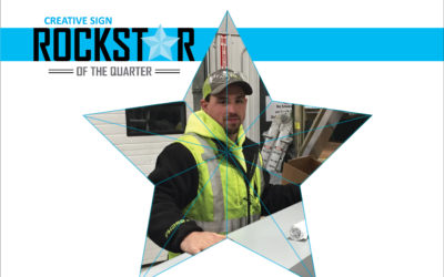 Rockstar of the Quarter: Trent Nolan