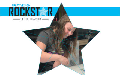 Rockstar of the Quarter: Stephanie Buckwheat