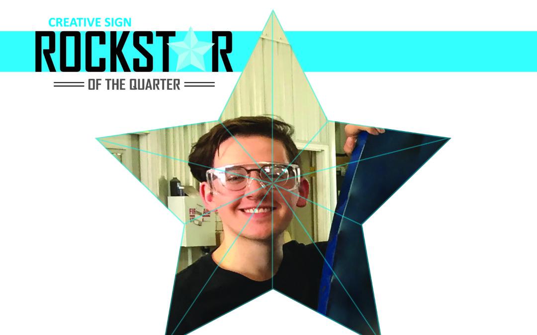 Rockstar of the Quarter: Timothy Porter